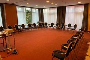 Goslar – Hotel hplus Seminarraum
