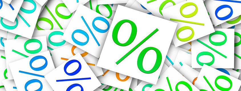 Psychosomatische Grundversorgung - Seminar - Kurs - Seminarorganisation - Fuchs - Grafik mit Prozentzeichen